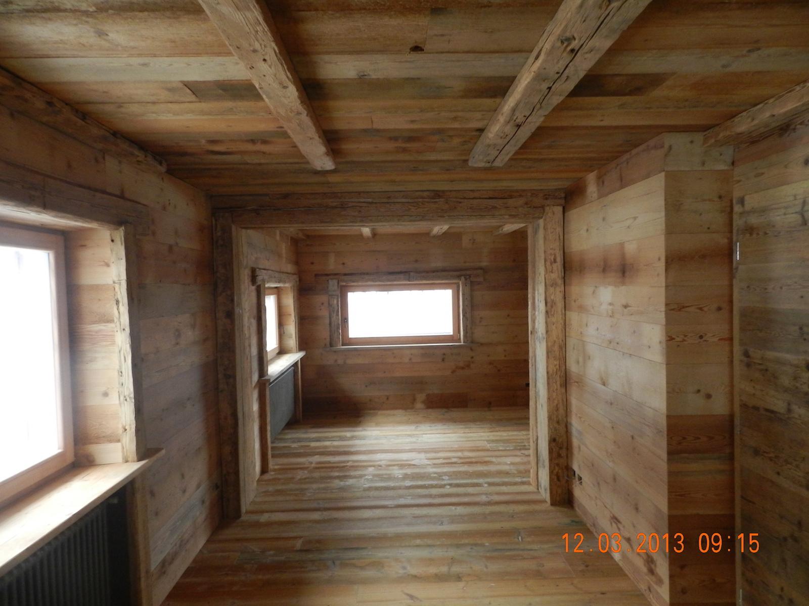 Foto pavimenti legno antico, fornitura e posa pavimenti - ROWER Trento  Rower Pavimenti
