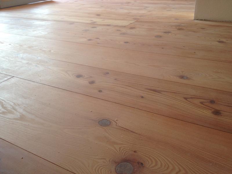 pavimento multilarghezza in larice antico 2° patina